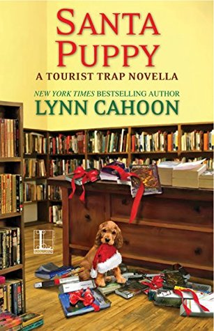SANTA PUPPY (A TOURIST TRAP MYSTERY, #9.75) BY LYNN CAHOON: BOOK REVIEW