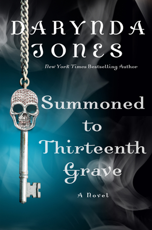 SUMMONED TO THIRTEENTH GRAVE (CHARLEY DAVIDSON, BOOK #13) BY DARYNDA JONES: BOOK REVIEW