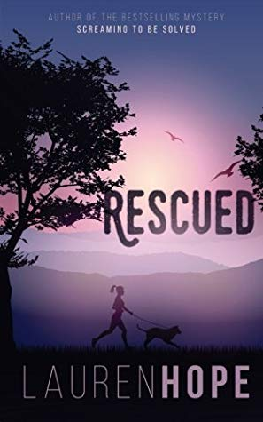 RESCUED BY LAUREN HOPE: BOOK REVIEW