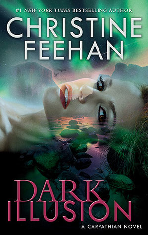 DARK ILLUSION (DARK SERIES, BOOK #29) BY CHRISTINE FEEHAN: BOOK REVIEW