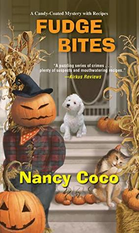 FUDGE BITES (CANDY-COATED MYSTERIES #7) BY NANCY COCO: REVIEW BOOK