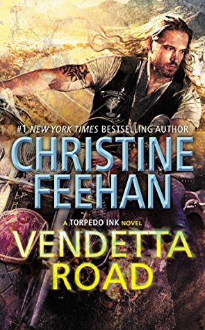 VENDETTA ROAD (TORPEDO INK #3) BY CHRISTINE FEEHAN: BOOK REVIEW