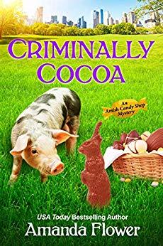 CRIMINALLY COCOA (AMISH CANDY SHOP MYSTERY, #3.5) BY AMANDA FLOWER: BOOK REVIEW