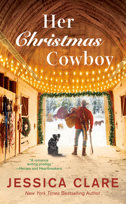 HER CHRISTMAS COWBOY (THE WYOMING COWBOY, BOOK #5) BY JESSICA CLARE: BOOK REVIEW