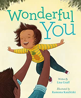 WONDERFUL YOU BY LISA GRAFF: BOOK REVIEW