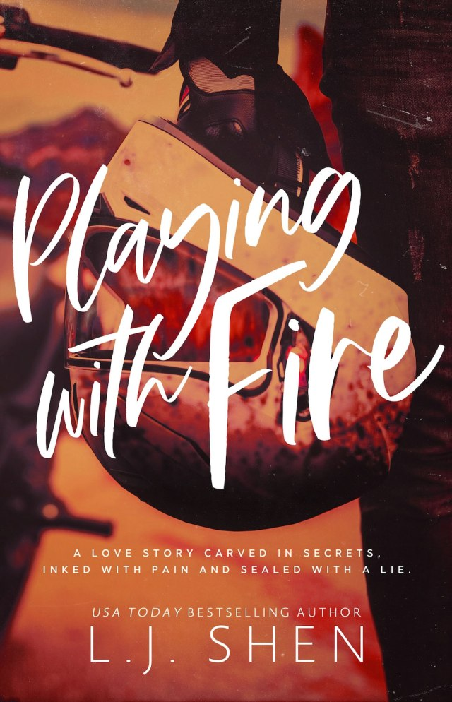 PLAYING WITH FIRE BY L.J. SHEN: BOOK REVIEW