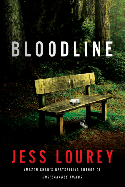 BLOODLINE BY JESS LOUREY: BOOK REVIEW