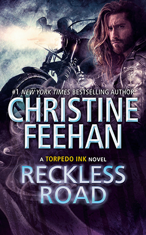 RECKLESS ROAD (TORPEDO INK, BOOK #5) BY CHRISTINE FEEHAN: BOOK REVIEW