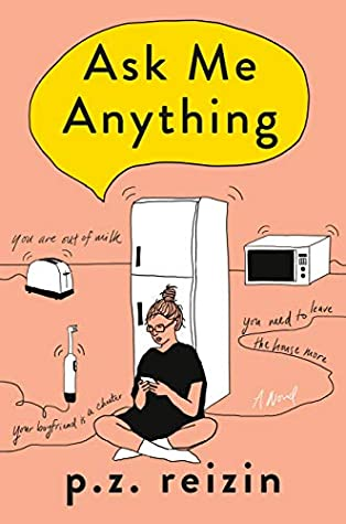ASK ME ANYTHING BY P.Z. REIZIN: BOOK REVIEW