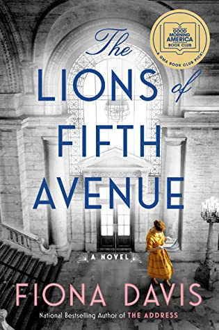 THE LIONS OF FIFTH AVENUE BY FIONA DAVIS: BOOK REVIEW