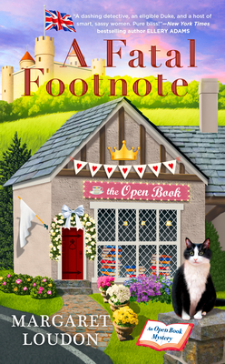 A FATAL FOOTNOTE (OPEN BOOK MYSTERY #2) BY MARGARET LOUDON: BOOK REVIEW