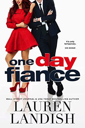 ONE DAY FIANCE BY LAUREN LANDISH: BOOK REVIEW