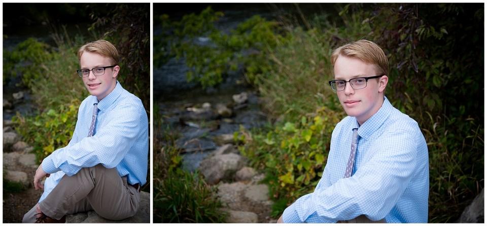 Dexter High School Senior Photos Downtown Dexter