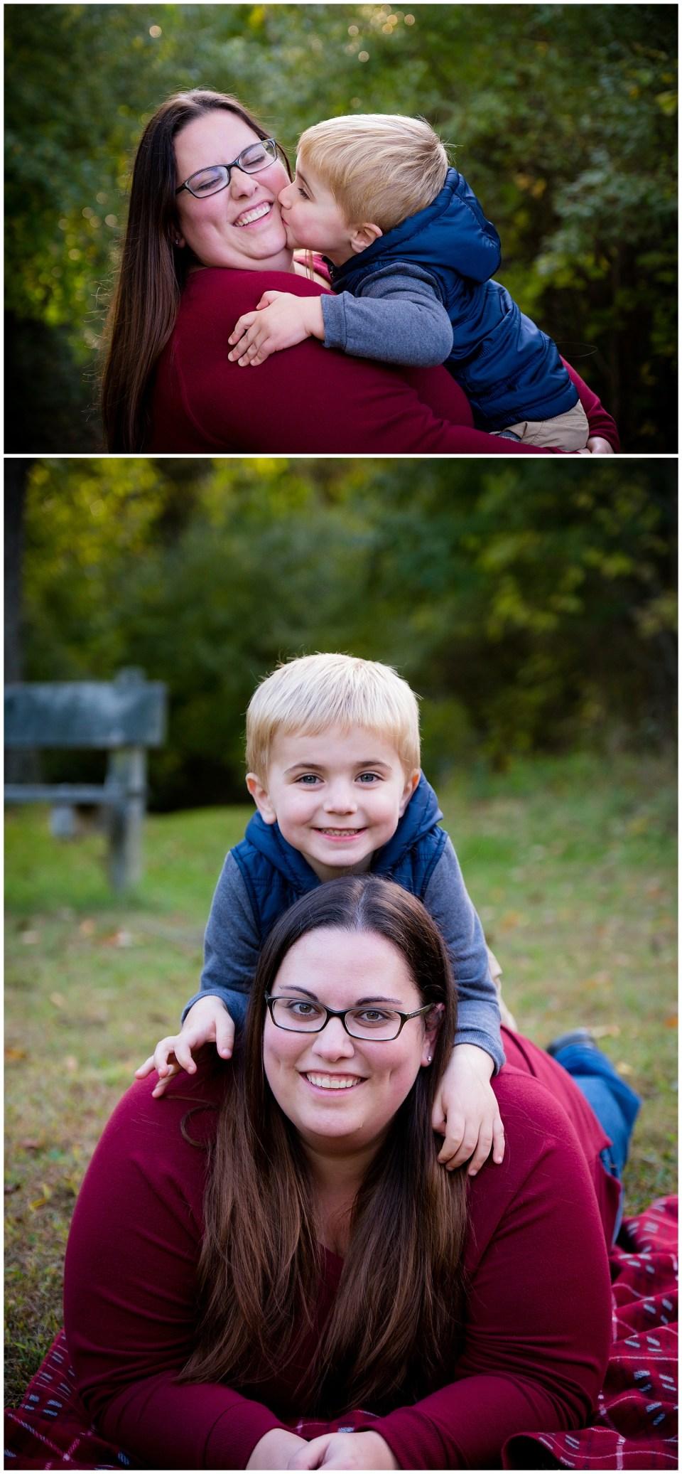 Dexter Family Portraits