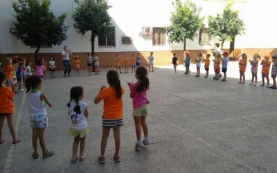 Campamento de verano Salesianas Mª Auxiliadora – San Vicente