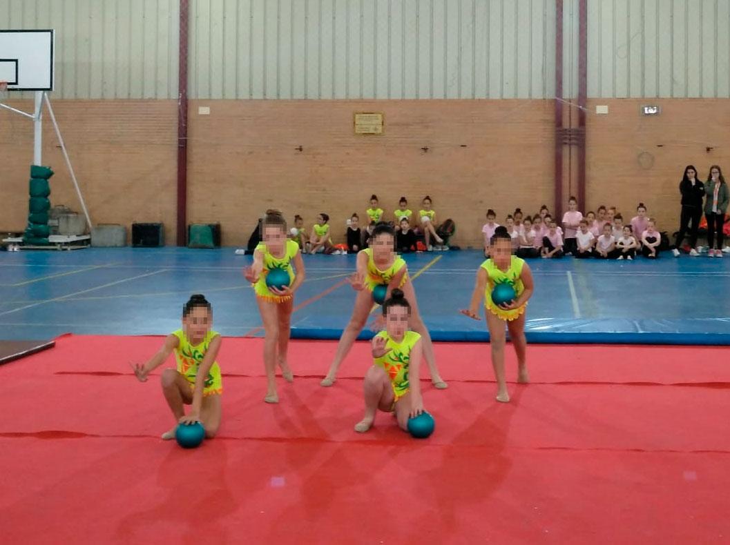 gimnasia rítmica Sevilla