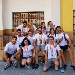 Monitores Campamento Salesianos Sevilla