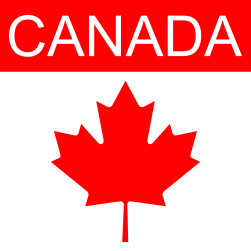 Canada Icon by Dustwin