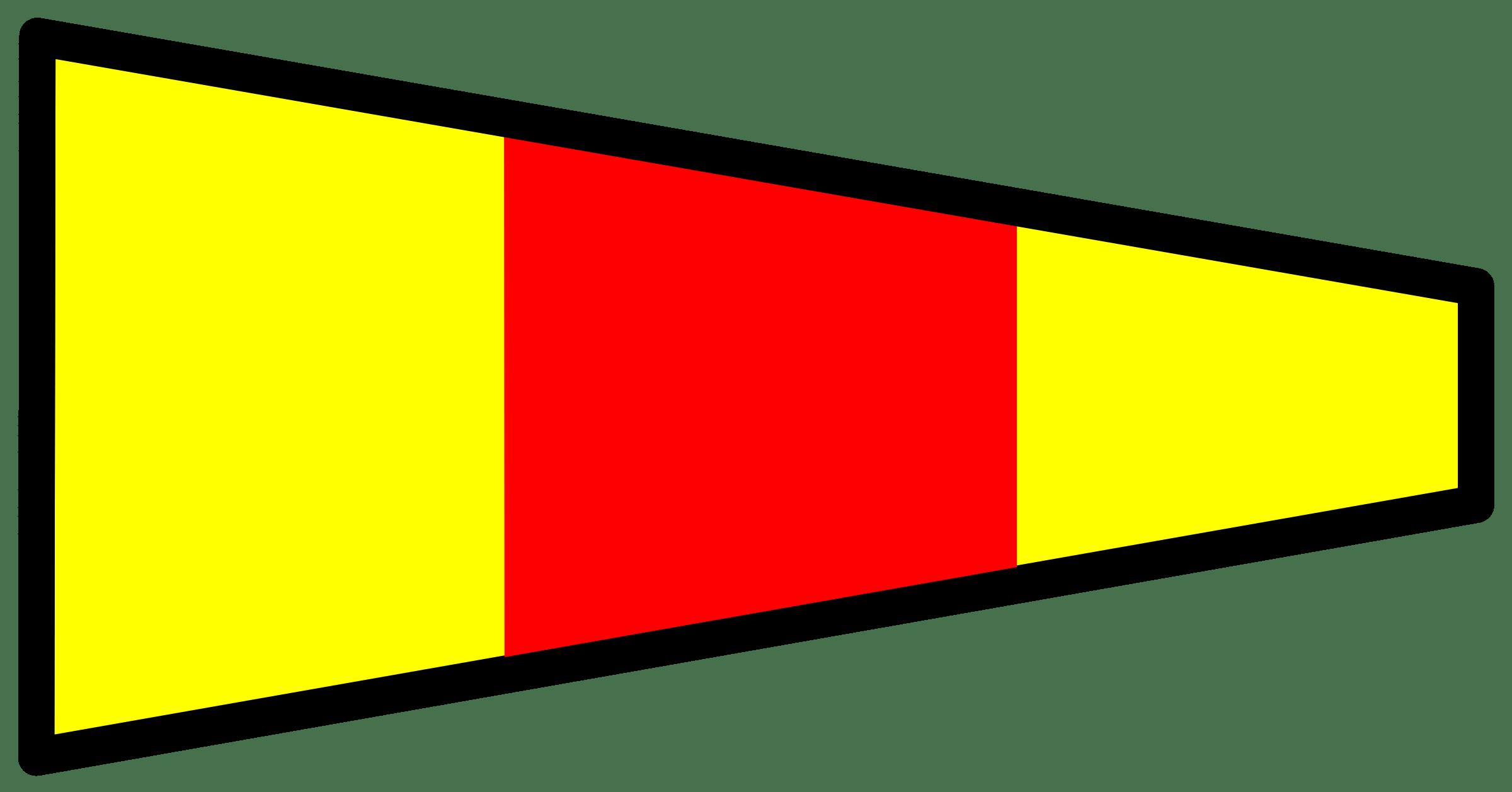 Clipart Signal Flag 0