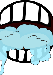 Mouth Foaming 2 by qubodup -