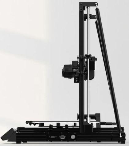 CR-10 side profile