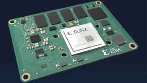 Xilinx Kria SOM and Vision AI starter kit