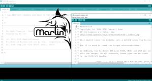 Marlin Firmware Coding