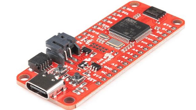 SparkFun STM32 Thing Plus