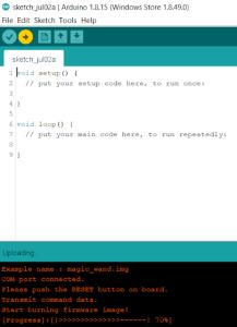 Arduino IDE_step8