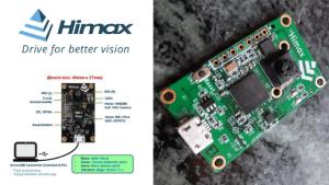 Himax Getting Started WE-I Plus AI Development Board