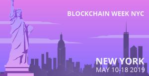 Blockchain Week Live Updates