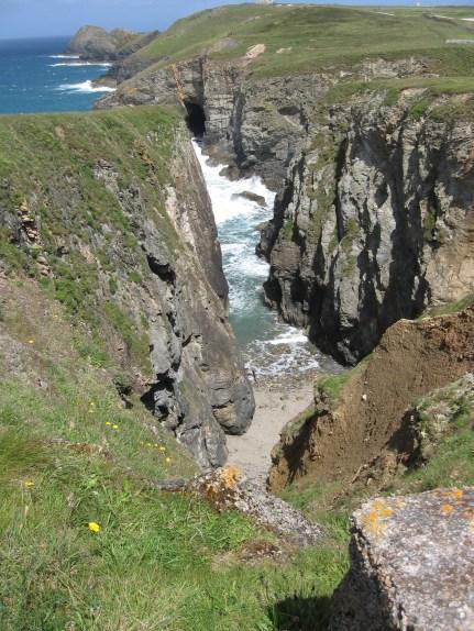 Hoblyn's Cove