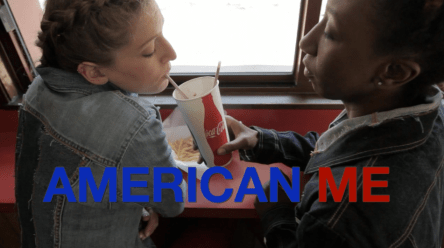 American Me, Still from Video by Monica Thomas