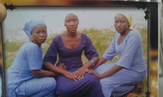 Two of these girls were abducted by Boko Haram on 14 April 2014.