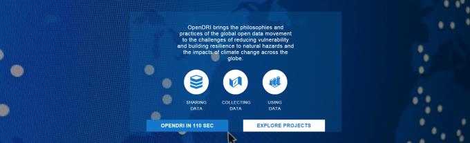 OpenDRI Homepage