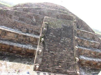Temple of the Feathered Serpent in 2016.