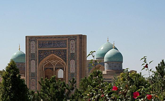 circuit en ouzbékistan, découvrir l'ouzbékistan, hast imam, khast imam, khasti imam, khazrati imam, khazreti imam, tachkent, voyage en asie centrale