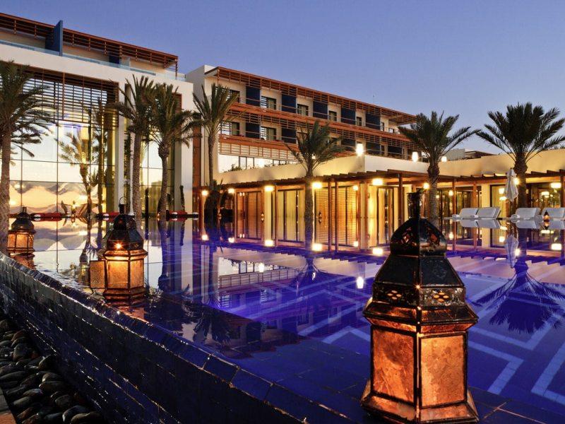 Hôtel sofitel essaouira mogador golf & spa piscine