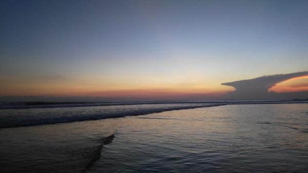 Plages de Bali seminiyak kuta legian