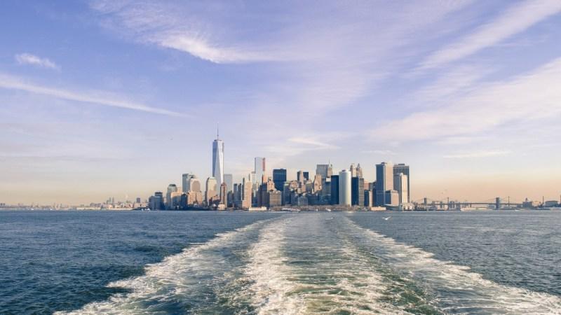 se rendre à new york vol pas cher new york partir à new york