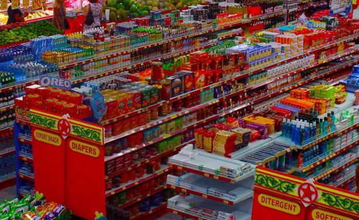 shopping à bali bintang supermarket