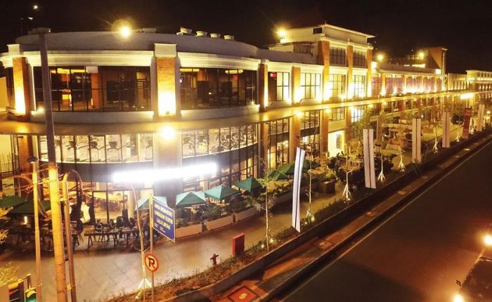 shopping à bali denpasar level 21 mall