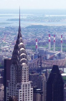 Grannhuset Chrysler Building