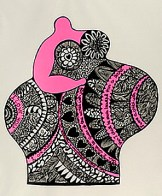 """Audrey"", 1968"