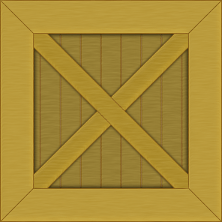 Simple Toon Wooden Crate Texture Opengameart Org