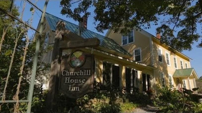 Liberty Hill Farm Inn Rochester VT
