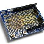 Prototype Wiring Shield v.5 for Arduino UNO Duemilanove Seeeduino