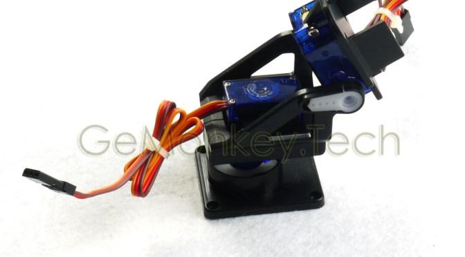 Camera Platform Anti-Vibration Camera Mount