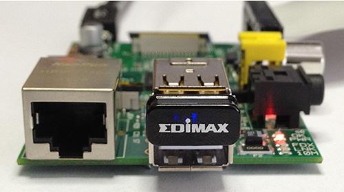 Configurando una conexión WIFI USB en un Raspberry pi