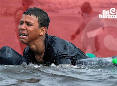 crying-moroccan-boy-captures-world-s-attention-using-empty-bottles-to-swim